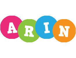 Arin friends logo