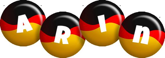 Arin german logo