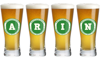 Arin lager logo