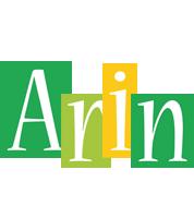 Arin lemonade logo