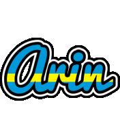 Arin sweden logo