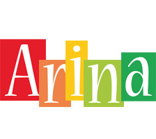 Arina colors logo