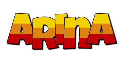 Arina jungle logo
