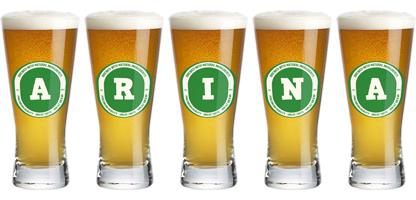 Arina lager logo