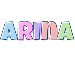 Arina pastel logo