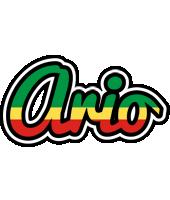 Ario african logo