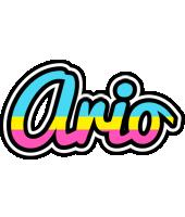 Ario circus logo