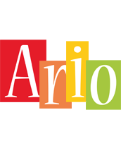 Ario colors logo