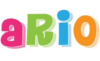 Ario friday logo