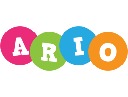 Ario friends logo