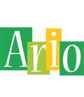 Ario lemonade logo