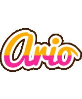 Ario smoothie logo