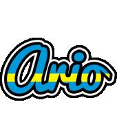 Ario sweden logo