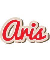 Aris chocolate logo