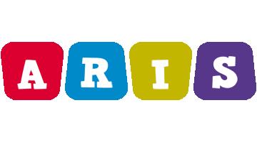 Aris daycare logo