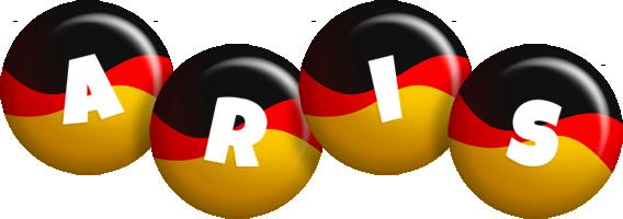 Aris german logo