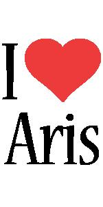 Aris i-love logo