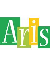 Aris lemonade logo