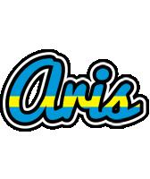 Aris sweden logo