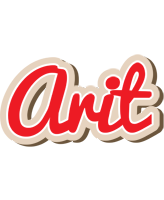 Arit chocolate logo