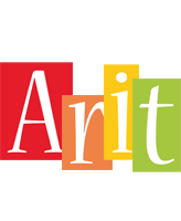 Arit colors logo