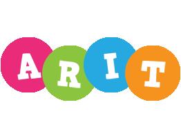 Arit friends logo