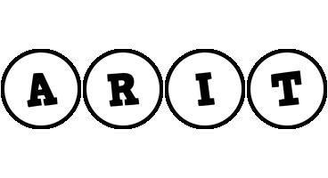 Arit handy logo