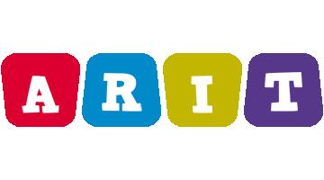 Arit kiddo logo