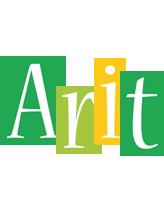 Arit lemonade logo