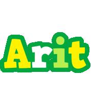 Arit soccer logo