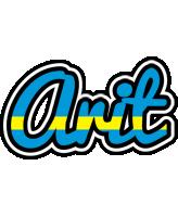 Arit sweden logo