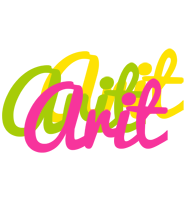 Arit sweets logo
