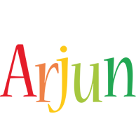 Arjun birthday logo
