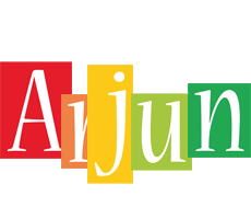 Arjun colors logo