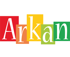 Arkan colors logo