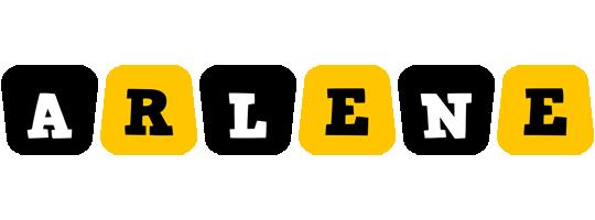 Arlene boots logo