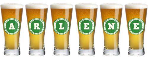 Arlene lager logo