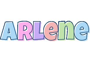 Arlene pastel logo