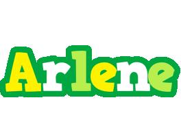 Arlene soccer logo