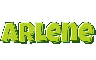 Arlene summer logo
