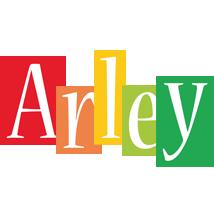 Arley colors logo