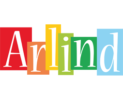 Arlind colors logo