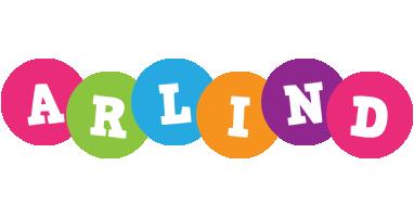 Arlind friends logo