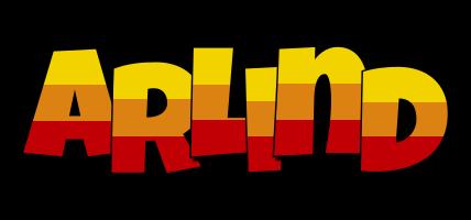Arlind jungle logo