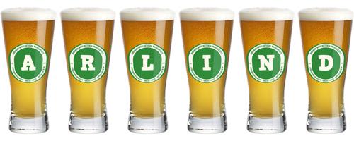 Arlind lager logo