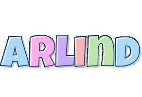 Arlind pastel logo