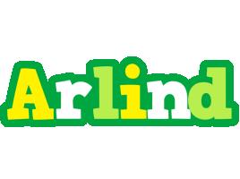 Arlind soccer logo