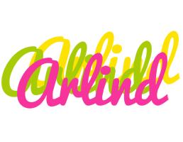 Arlind sweets logo
