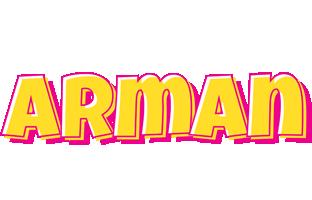 Arman kaboom logo