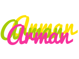 Arman sweets logo